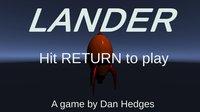 Cкриншот Lander (itch) (danhedges), изображение № 2374373 - RAWG