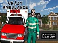 Cкриншот Crazy Ambulance King 3D HD, изображение № 1716842 - RAWG