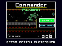 Cкриншот Commander Pixman, изображение № 8446 - RAWG