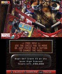 Cкриншот Marvel Pinball 3D, изображение № 794968 - RAWG