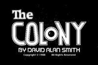 Cкриншот The Colony, изображение № 747871 - RAWG
