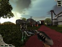 Cкриншот CodeRED: Alien Arena, изображение № 407609 - RAWG
