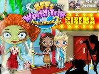 Cкриншот BFF World Trip Hollywood 2 - No Ads, изображение № 1724135 - RAWG
