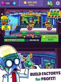 Cкриншот Robot Inc, Idle Factory Tycoon, изображение № 1815273 - RAWG