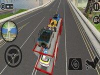 Cкриншот Vehicle Transporter Truck Game, изображение № 2831795 - RAWG