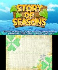 Cкриншот Story of Seasons, изображение № 797999 - RAWG