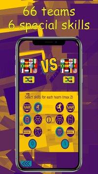 Cкриншот Football Card World Cup, изображение № 2779369 - RAWG