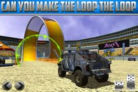 Cкриншот 3D Monster Truck Parking Game, изображение № 1555412 - RAWG