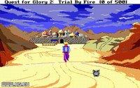 Cкриншот Quest for Glory 2: Trial by Fire, изображение № 290387 - RAWG