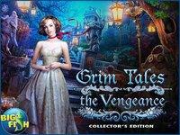 Cкриншот Grim Tales: The Vengeance HD - A Hidden Objects Detective Thriller, изображение № 900300 - RAWG