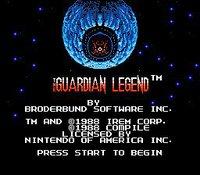 The Guardian Legend screenshot, image №735997 - RAWG