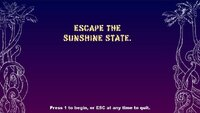Cкриншот ESCAPE THE SUNSHINE STATE, изображение № 2836094 - RAWG