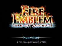 Fire Emblem: Path of Radiance screenshot, image №752602 - RAWG