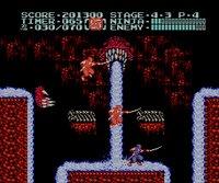 Cкриншот Ninja Gaiden II: The Dark Sword of Chaos (1990), изображение № 1686858 - RAWG