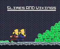 Cкриншот Slimes And Viking, изображение № 2870208 - RAWG