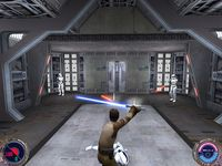 Cкриншот STAR WARS Jedi Knight II - Jedi Outcast, изображение № 99703 - RAWG