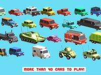 Cкриншот Smashy Dash 2 PRO - Crossy Crashy Cars and Cops - Wanted, изображение № 2097968 - RAWG
