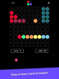 Cкриншот Fit the Ballz ~ make 10 x 10 blocks w/ balls game, изображение № 2180886 - RAWG