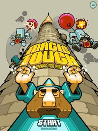 Cкриншот Magic Touch: Wizard for Hire, изображение № 66061 - RAWG