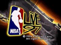NBA Live 97 screenshot, image №762274 - RAWG