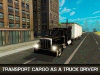 Cкриншот Great American Cargo Trucks: Driving Sim 3D Full, изображение № 1906917 - RAWG
