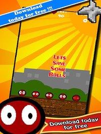 Cкриншот Bouncy Bouncing Shuriken Ball - by Cobalt Play Games, изображение № 1758110 - RAWG