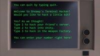 Cкриншот Terminal Hacker (itch) (Dreawy), изображение № 1236509 - RAWG