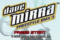Cкриншот Dave Mirra Freestyle BMX 3, изображение № 731524 - RAWG