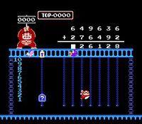 Cкриншот Donkey Kong Jr. Math, изображение № 735409 - RAWG