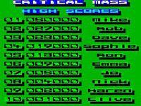 Cкриншот Critical Mass (1985), изображение № 756774 - RAWG