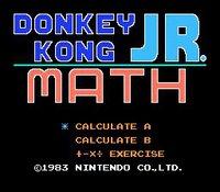 Cкриншот Donkey Kong Jr. Math, изображение № 735404 - RAWG