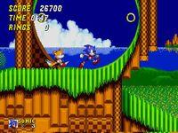 Cкриншот Sonic the Hedgehog 2, изображение № 131615 - RAWG