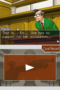 Cкриншот Phoenix Wright: Ace Attorney − Trials and Tribulations, изображение № 802558 - RAWG