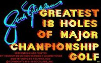 Cкриншот Jack Nicklaus' Greatest 18 Holes of Major Championship Golf, изображение № 736257 - RAWG
