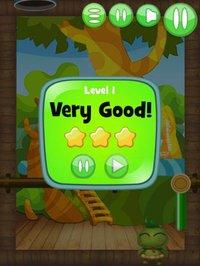 Cкриншот Frog Hog Free-A puzzle sports game, изображение № 1706621 - RAWG