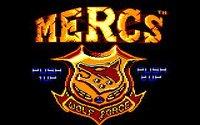 Cкриншот Mercs, изображение № 756230 - RAWG