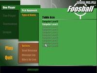 Cкриншот 3-D Table Sports, изображение № 339385 - RAWG