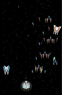 Space War (itch) (ViolentCrumble) screenshot, image №1292004 - RAWG