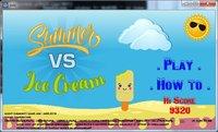 Cкриншот Summer VS Ice Cream, изображение № 1108350 - RAWG