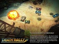 Cкриншот Death Rally (2011), изображение № 569708 - RAWG