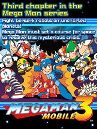 Cкриншот MEGA MAN 3 MOBILE, изображение № 2049534 - RAWG