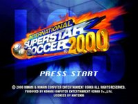 International Superstar Soccer 2000 screenshot, image №740741 - RAWG