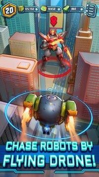 Cкриншот Robot Invasion: Earth Battle, изображение № 2680952 - RAWG