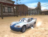 Cкриншот Cars Race-O-Rama, изображение № 531254 - RAWG