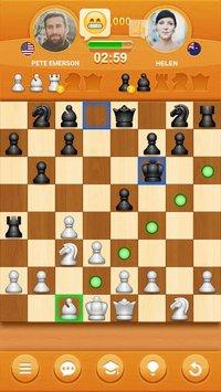 Cкриншот Шахматы онлайн, изображение № 1381542 - RAWG