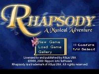 Cкриншот Rhapsody: A Musical Adventure (1998), изображение № 764061 - RAWG
