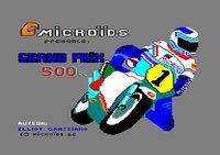 Cкриншот 500cc Grand Prix, изображение № 743521 - RAWG