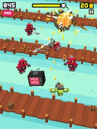 Cкриншот Shooty Skies - Endless Arcade Flyer, изображение № 12950 - RAWG