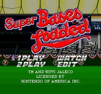 Cкриншот Super Bases Loaded, изображение № 762739 - RAWG