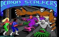 Cкриншот Demon Stalkers: The Raid on Doomfane, изображение № 302181 - RAWG